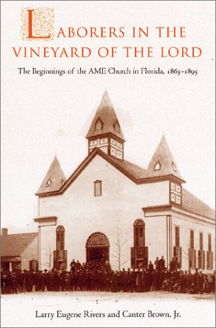 9780813018904: Laborers in the Vineyard of the Lord (The History of African-American Religions)