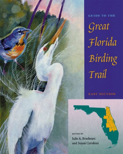 9780813025612: Guide to the Great Florida Birding Trail: East Section
