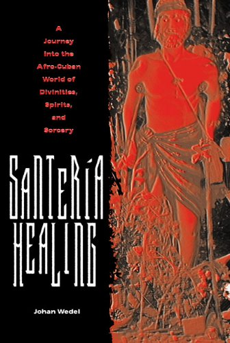 9780813026947: Santería Healing: A Journey into the Afro-Cuban World of Divinities, Spirits, and Sorcery (Contemporary Cuba)