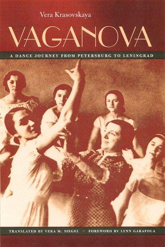 9780813028316: Vaganova: A Dance Journey from Petersburg to Leningrad
