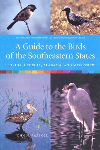 9780813028613: A Guide to the Birds of the Southeastern States: Florida, Georgia, Alabama, and Mississippi