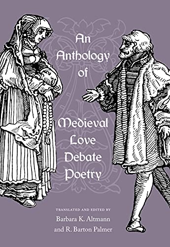 9780813029078: An Anthology of Medieval Love Debate Poetry