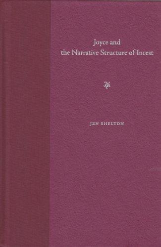 9780813029955: Joyce and the Narrative Structure of Incest (Florida James Joyce)