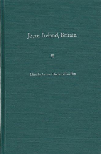 Joyce, Ireland, Britain (Hardback)