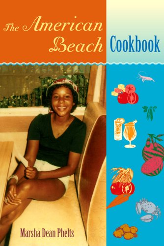 The American Beach Cookbook (Paperback): Marsha Dean Phelts