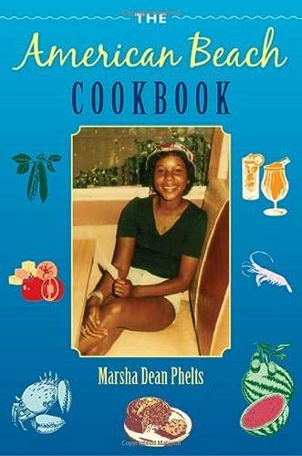 The American Beach Cookbook: Marsha Dean Phelts