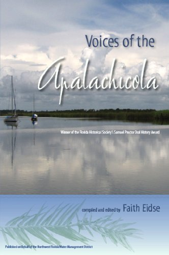 9780813032122: Voices of the Apalachicola (Florida History and Culture)