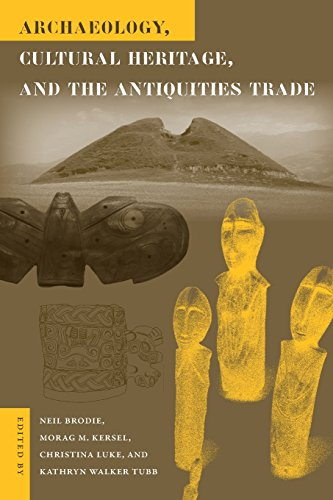9780813033396: Archaeology, Cultural Heritage, and the Antiquities Trade (Cultural Heritage Studies)