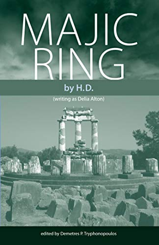 Majic Ring (0813033470) by H.D.