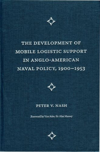 9780813033679: The Development of Mobile Logistic Support and Anglo-American Naval Policy, 1900-1953