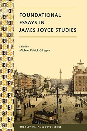 Foundational Essays in James Joyce Studies (Hardback)