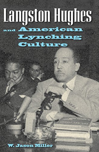 9780813035338: Langston Hughes and American Lynching Culture