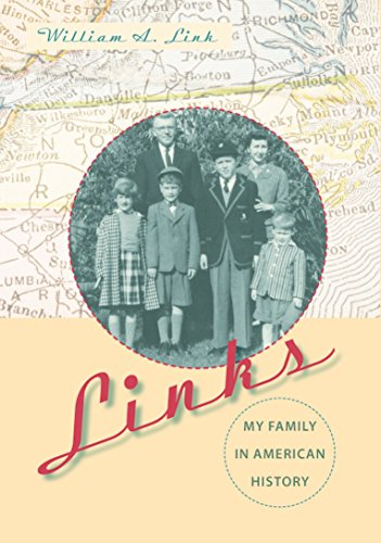 9780813037943: Links: My Family in American History