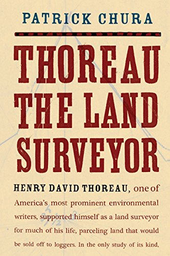 9780813041476: Thoreau the Land Surveyor
