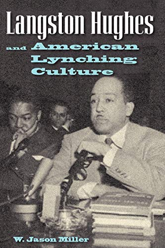 9780813041520: Langston Hughes and American Lynching Culture