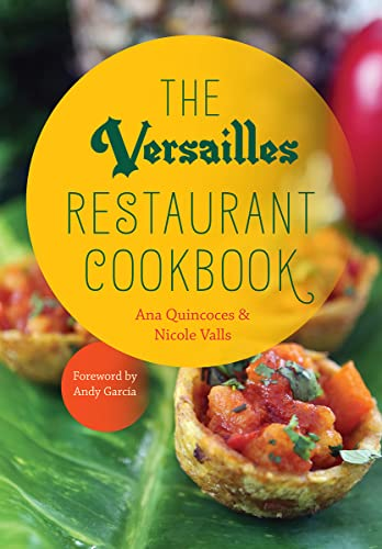 9780813049786: The Versailles Restaurant Cookbook