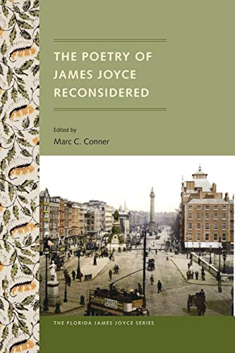 9780813061412: The Poetry of James Joyce Reconsidered (Florida James Joyce)