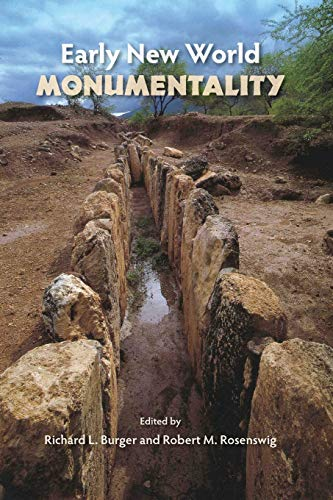 9780813061443: Early New World Monumentality