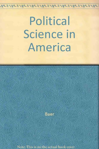 9780813108056: Political Science in America: Oral Histories of a Discipline