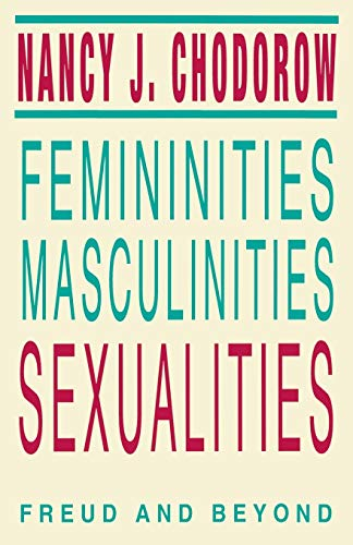 9780813108285: Femininities, Masculinities, Sexualities: Freud and Beyond (Blazer Lectures)