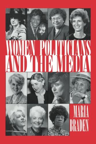 Women Politicians and the Media-Pa: Maria Braden