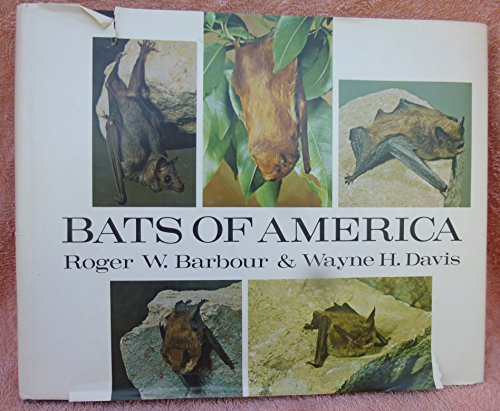 9780813111865: Bats of America