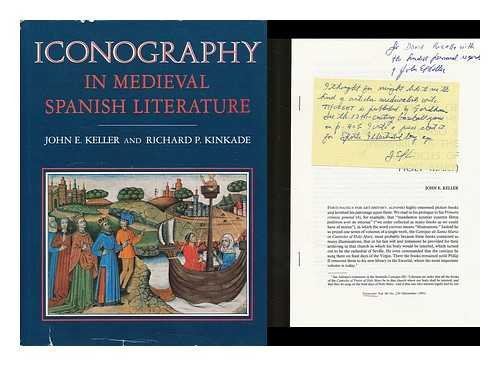 9780813114491: Iconography in Medieval Spanish Literature
