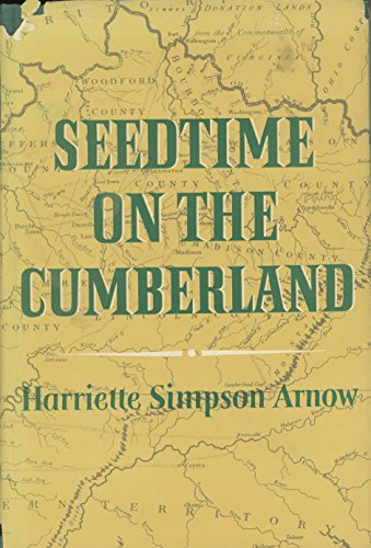 9780813114873: Seedtime on the Cumberland