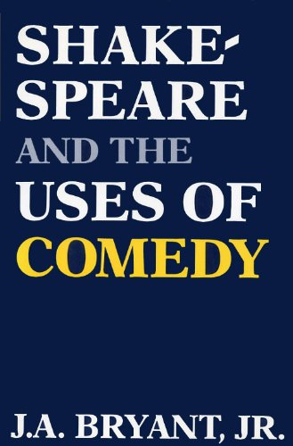 9780813115955: Shakespeare and the Uses of Comedy