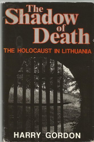 9780813117676: The Shadow of Death: The Holocaust in Lithuania