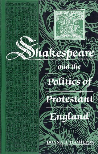 9780813117904: Shakespeare and the Politics of Protestant England