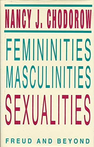 9780813118727: Femininities Masculinities Sexualities (The Blazer Lectures, 1990)