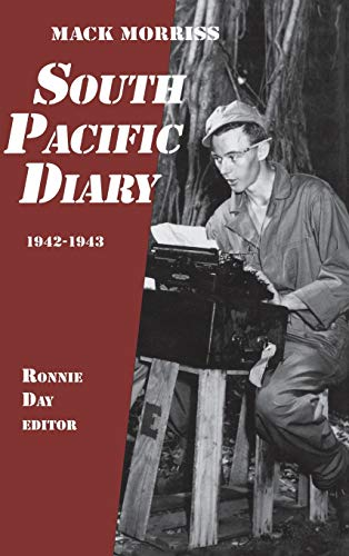 9780813119694: South Pacific Diary, 1942-1943