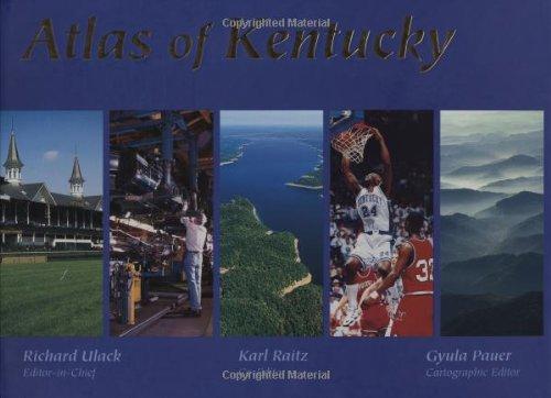 9780813120058: Atlas of Kentucky