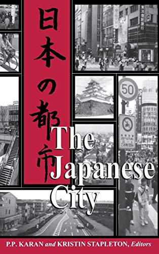 9780813120355: The Japanese City