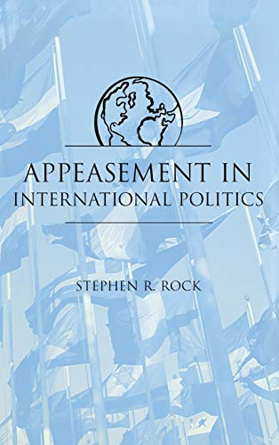 9780813121604: Appeasement in Int'l Politics