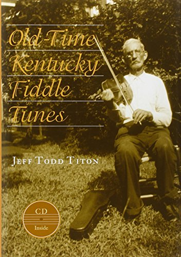 9780813122007: Old-Time Kentucky Fiddle Tunes