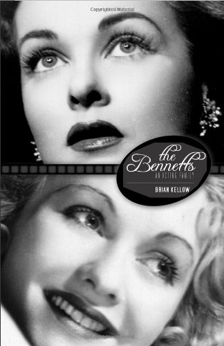 9780813123295: The Bennetts: An Acting Family