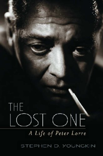 9780813123608: The Lost One: A Life of Peter Lorre