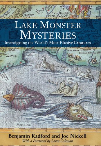 9780813123943: Lake Monster Mysteries: Investigating the World's Most Elusive Creatures