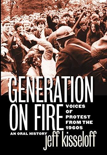 Generation on Fire: Jeff Kisseloff