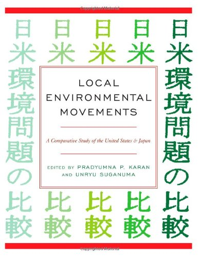 9780813124889: Local Environmental Movements