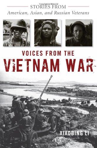 Voices from the Vietnam War: Xiaobing Li