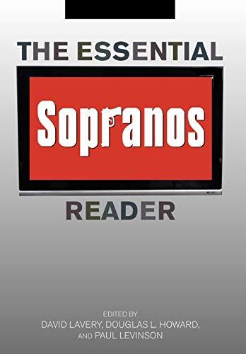 9780813130125: The Essential Sopranos Reader (Essential Reader Contemporary Media and Culture)