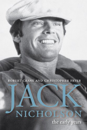 9780813136158: Jack Nicholson: The Early Years
