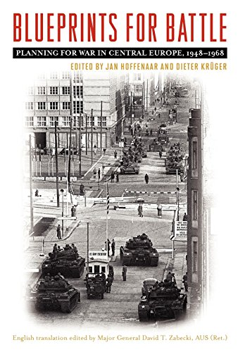 9780813136516: Blueprints for Battle: Planning for War in Central Europe, 1948-1968 (Foreign Military Studies)