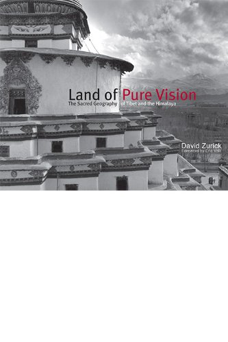 9780813145518: Land of Pure Vision: The Sacred Geography of Tibet and the Himalaya