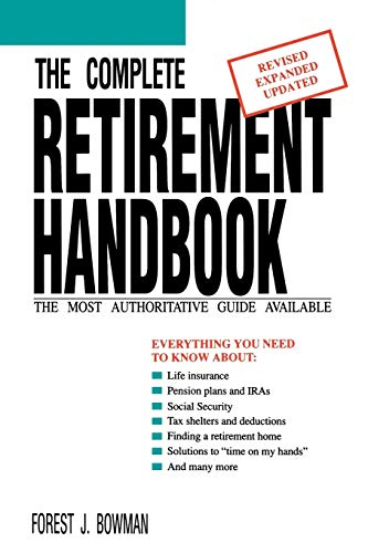 9780813151380: The Complete Retirement Handbook: The Most Authoritative Guide Available