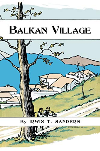 9780813154275: Balkan Village