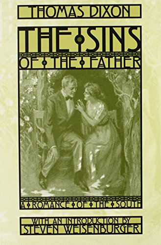 9780813191171: The Sins of the Father: A Romance of the South